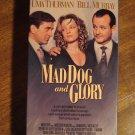 Mad Dog and Glory VHS video tape movie film, Robert DeNiro, Uma Thurman, Bill Murray