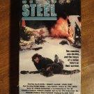 Men of Steel VHS video tape movie film, Allan Royal, Robert Lalonde, David Ferry
