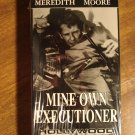 Mine Own Executioner VHS video tape movie film, Burgess Meredith, Kieron Moore