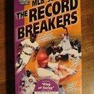 MLB 1998 Record Breakers VHS video tape David Wells Mark McGwire, Barry Bonds, Cal Ripken, baseball