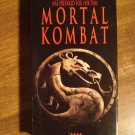Mortal Kombat: The Movie VHS video tape movie film, Linden Ashby, Robin Shou, martial arts