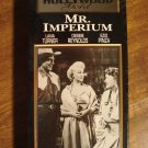 Mr. Imperium VHS video tape movie film, Lana Turner, Debbie Reynolds, Ezio Pinza