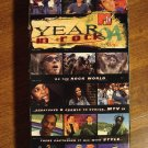 MTV The Year in Rock - 1994 VHS video tape movie film, interviews, uncut footage, behind the scenes