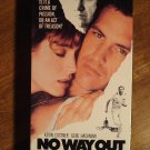 No Way Out VHS video tape movie film, Gene Hackman, Kevin Costner, Sean Young, Will Patton