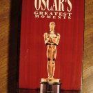 Oscar's Greatest Moments 1971 - 1991 Academay awards VHS video tape movie film,