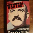 Pancho Villa VHS video tape movie film, Telly Savalas, Chuck Conners, Anne Francis, Clint Walker