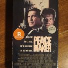 Peacemaker VHS video tape movie film, Robert Forster, Lance Edwards, Hilary Shepard