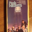 Pink Nights VHS video tape movie film, Shaun Allen, Kevin Anderson, Larry King