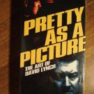 Pretty as A Picture - The Art of David Lynch VHS video tape movie film
