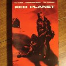 Red Planet VHS video tape movie film, Val Kilmer, Carrie-Anne Moss, Tom Sizemore