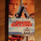 The Road Killers VHS video tape movie film, Christopher Lambert, Craig Sheffer