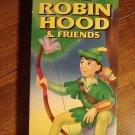 Robin Hood & Friends VHS animated video tape movie film cartoon