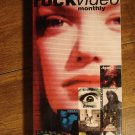 Rock Video Monthly March 1994 - Heavy metal VHS music tape movie film, Anthrax, Strip Mind
