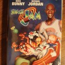 Space Jam VHS video tape movie film, Bugs Bunny, Michael Jordan, Bill Murray