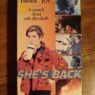 She's Back VHS video tape movie film, Carrie Fisher, Robert Joy, The Undead