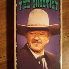 The Shootist VHS video tape movie film, John Wayne, Lauren Bacall, Ron Howard