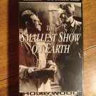 The Smallest Show On Earth VHS video tape movie film Peter Sellers Margaret Rutherford Bill Travers