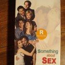 Something About Sex VHS video tape movie film, Patrick Dempsey, Jason Alexander, Amy Yasbeck