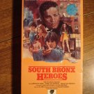 South Bronx Heroes VHS video tape movie film, Brendan Ward, Mario Van Peebles