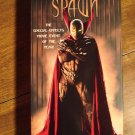 Spawn VHS video tape movie film, Todd McFarlane, Michael Jai White, Martin Sheen