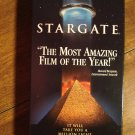 Stargate VHS video tape movie film, Kurt Russell, James Spader,