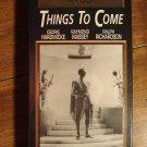 Things To Come VHS video tape movie film, Cedric Hardwicke, Raymond Massey, Ralph Richardson
