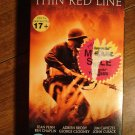 Thin Red Line VHS video tape movie film, Sean penn, Adrien Brody, George Clooney, John Cusack