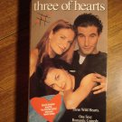 Three Of Hearts promo screener VHS video tape movie film, William Baldwin, Kelly Lynch