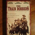 The Train Robbers VHS video tape movie film, John Wayne, Ann-Margret, Rod taylor