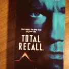 Total Recall VHS video tape movie film, Arnold Schwarzenegger, Sharon Stone, Ronny Cox