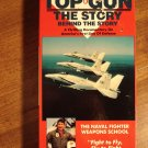 Top Gun - The Real Story VHS video tape movie film, Naval Fighter Weapons School, F-18, A-4