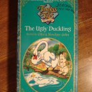 The Ugly Duckling VHS animated video tape movie film cartoon, Hosted by Olivia Newton-John