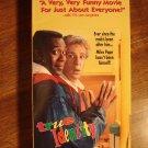 True Identity VHS video tape movie film, Lenny Harry, Frank Langella