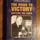 Winning World War II: The Road To Victory - Rattling The Sabre VHS video tape movie film documentary