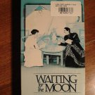 Waiting For The Moon VHS video tape movie film, Linda Hunt & Bassett, Bruce McGill, Andrew McCarthy
