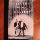 Welcome to the Freakshow VHS video tape movie film, DC Talk live in concert, freak show