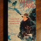 White Fang VHS video tape movie film, Ethan Hawke, Klaus Maria Brandauer