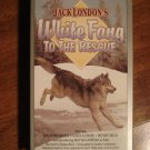 White Fang To The Rescue VHS video tape movie film, Mauriso Merli, Henry Silva