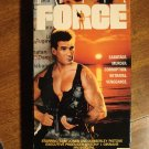 White Force VHS video tape movie film, Sam Jones, Kimberley Pistone