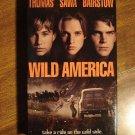 Wild America VHS video tape movie film, Jonathan Taylor Thomas, Devon Sawa, Scott Bairstow