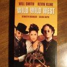 Wild Wild West VHS video tape movie film, Will Smith, Kevin Kline, Salma Hayak