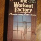 The Workout Factory Step & High Energy aerobics VHS video tape movie film, Bonnie Robbert