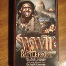 WWII Battlefront Atlantic Campaign VHS video tape movie film, World War 2 Battle of the Bulge, more