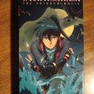 Wrath of the Ninja VHS animated video tape movie film, Japanese manga, anime