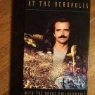 Yanni At The Acropolis VHS video tape movie film, with the Royal Philharmonic Concert Orchestra