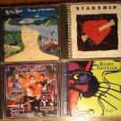 4 pop/rock music CD's - Sugar Ray, Blues Traveler, Starship, Billy Joel