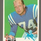 1969 Topps football card #185 Billy Ray Smith NM Baltimore Colts