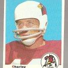 1969 Topps football card #247 Charley Johnson EX St. Louis Cardinals