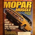 Mopar Muscle magazine May 2002, Coronet 500, block fillers, PT Cruiser mods, Cuda's
