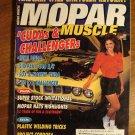 Mopar Muscle magazine February/March 1994, Cuda's & Challengers, Hemi, 440, 6-pack, Mopar Nationals